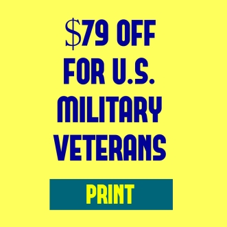 coupon veterans
